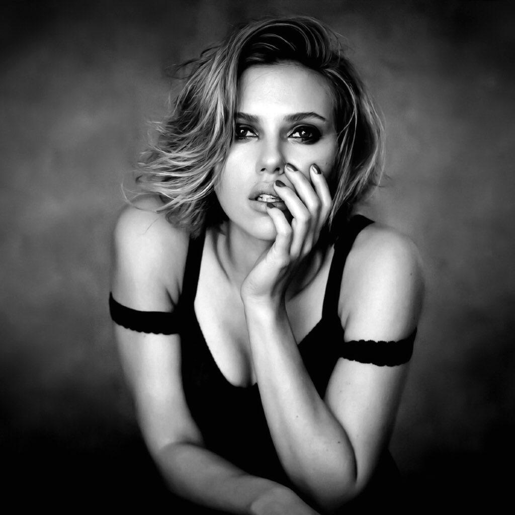 Happy Birthday to the iconic Scarlett Johansson
