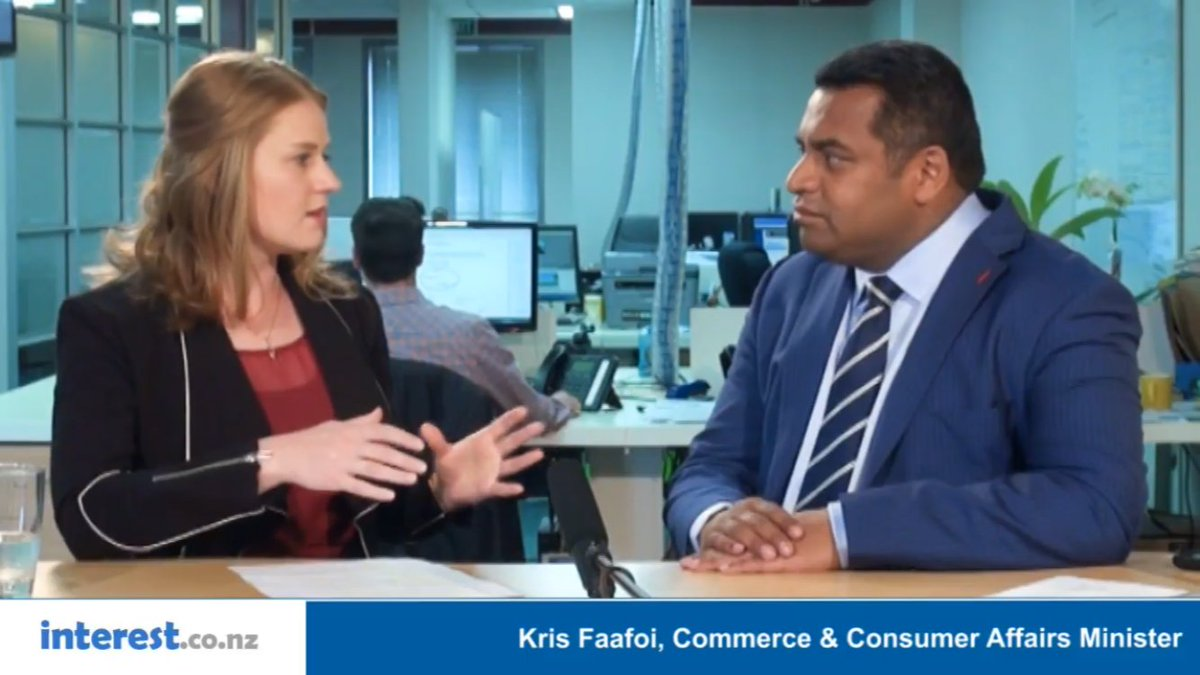 Govt commits to revamping archaic insurance law that has for decades put consumers on the back foot when dealing with insurers. @KrisinMana #nzpol  https://www. interest.co.nz/insurance/9104 7/self-proclaimed-pushy-commerce-consumer-affairs-minister-kris-faafoi-commits &nbsp; … <br>http://pic.twitter.com/En2jEulXio