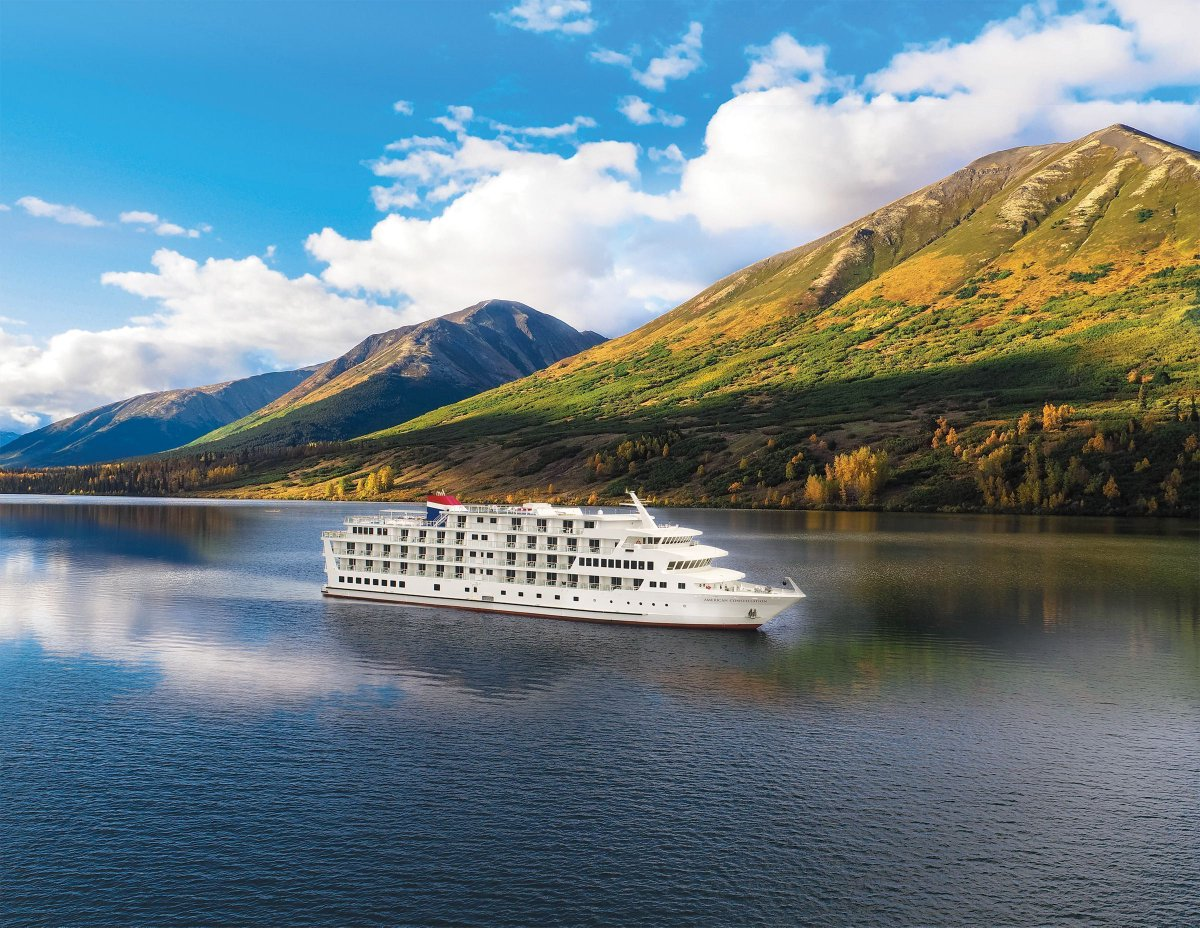 American Cruise Lines New Puget Sound It...