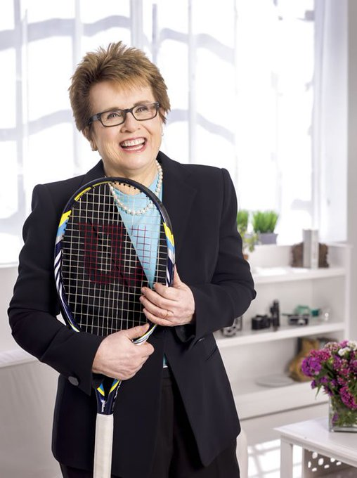 Happy Birthday Billie Jean King