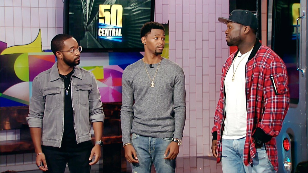 Get Ready for New episode of #50CentralBET starting soon.. 10:30pm LIT 😂😂😂