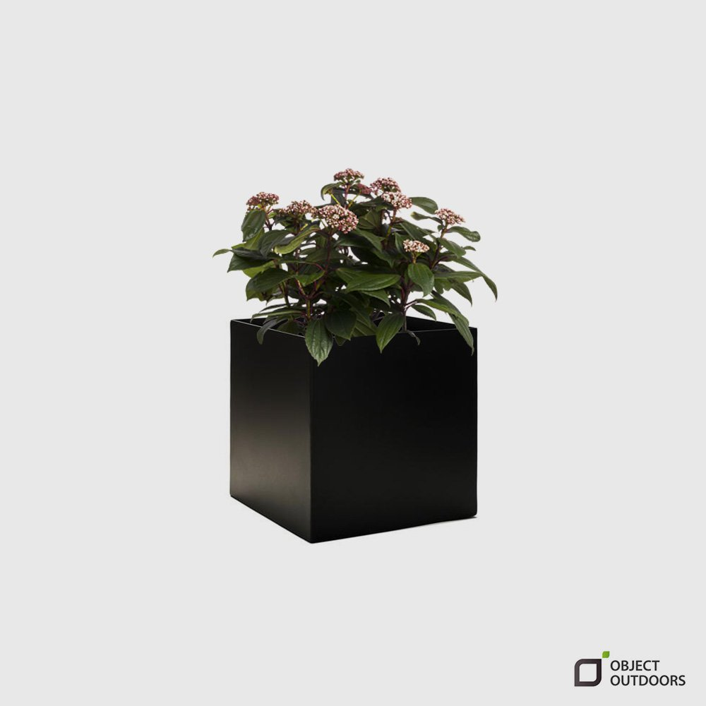 For us, minimal, elegant style lines enhance the beauty of nature. - Shown: CUBE planter in satin black finish. See more at  http://www. objectoutdoors.com  &nbsp;   - #planters #interiordesign #interiordecor #plants #greenthumb<br>http://pic.twitter.com/TtaOQCeHxJ