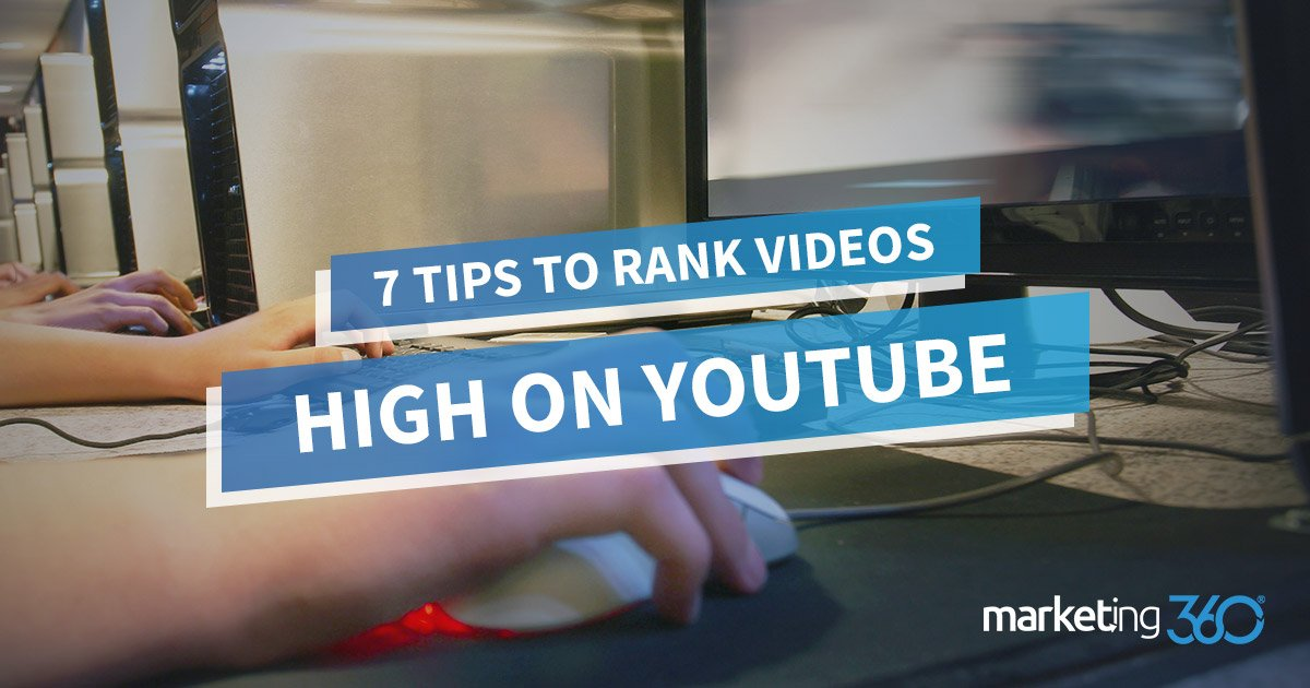 7 Tips To Rank Videos High on YouTube  CLICK HERE FOR MORE INFO =&gt;&gt;  http:// dld.bz/gfGr7  &nbsp;    #seo #videomarketing #youtube #marketingtips<br>http://pic.twitter.com/kEqkUuo4ye