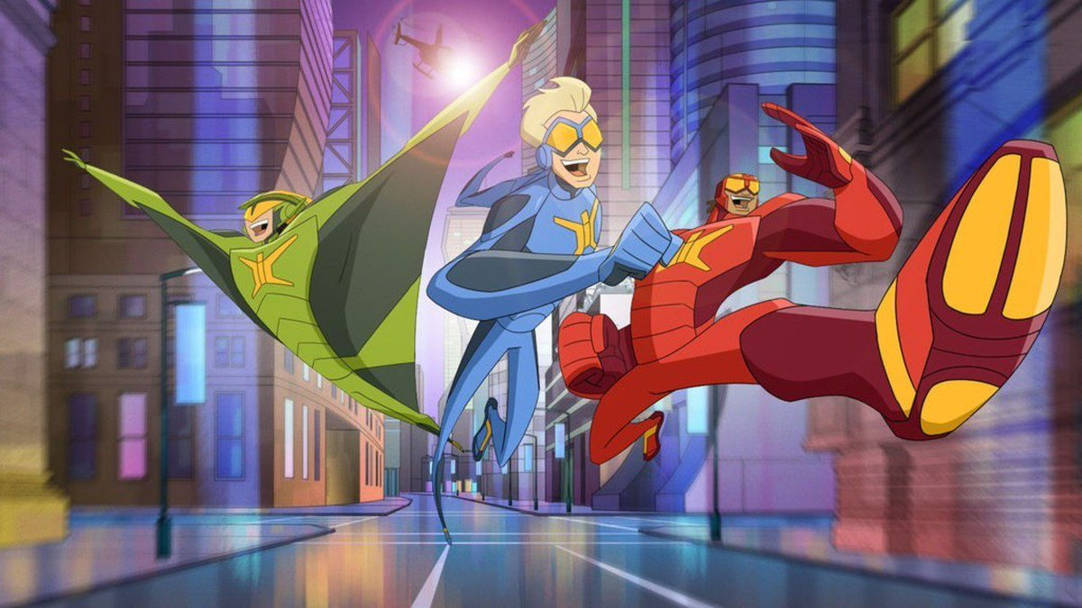 #gaming #WoW  Stretch Armstrong and the Flex Fighters: Season 1 Review  http:// dlvr.it/Q2PzTQ  &nbsp;    |Check out this cool video!  http:// bit.ly/eStreamStudios  &nbsp;   @gamerretweeters @HyperRTs<br>http://pic.twitter.com/AT0XXJ3pJJ
