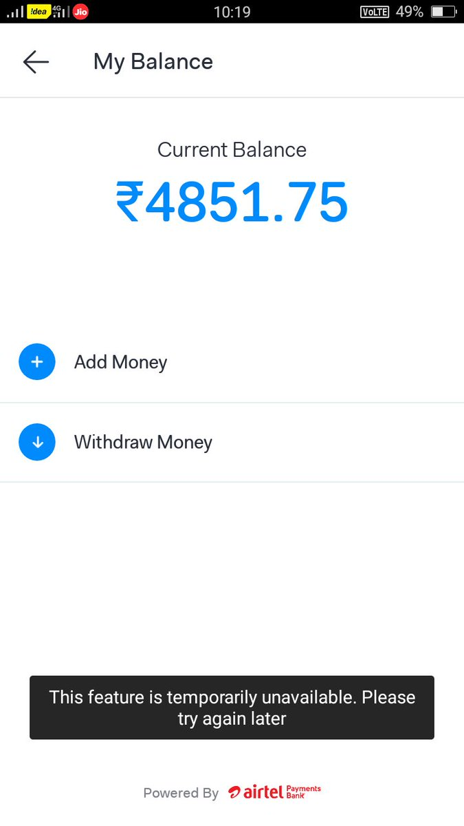 Kavin Bharti Mittal On Twitter Hike Partners Airtel Payments Bank Wiring Money To Haiti 1 Reply 0 Retweets 2 Likes