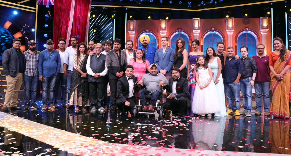 Kapil Sharma Is back on Silver Screen With A Special The Kapil