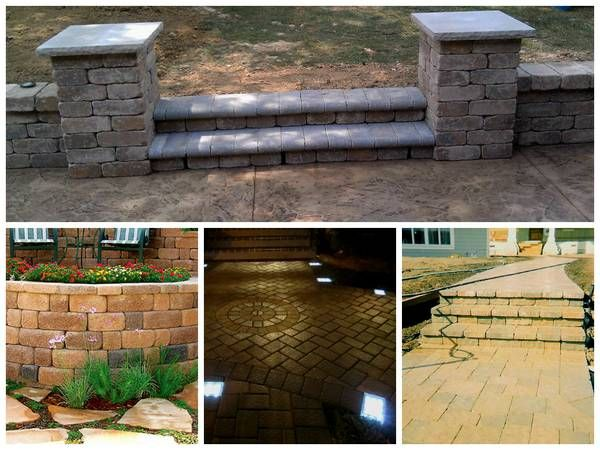 Pavers give a fantastic #makeover to #patios, #steps, #driveways, and #walkways. Some people even consider to use #pavers instead of natural #stone for #construction of #pillars, #RetainingWalls #steps #planters etc. Contact us in the #BayArea for your installation needs!<br>http://pic.twitter.com/CTIfQeENQn