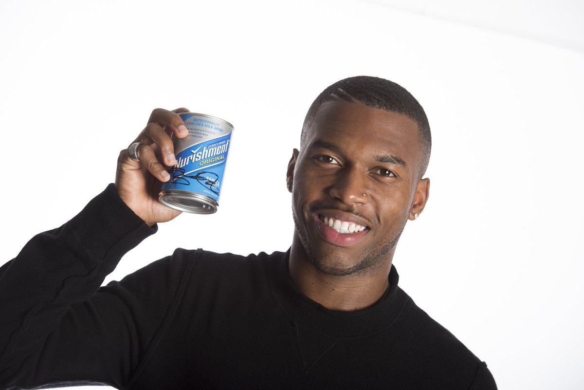 We're giving away a @DanielSturridge signed #Nurishment can + we'll chuck in a Nurishment t-shirt too! Want the chance…? Be the top scorer on our Filling Station leaderboard by 7/12/17 11.59am and you'll #win! Simple as that! Press PLAY + GO! nurishment.co.uk 16+ UK only.