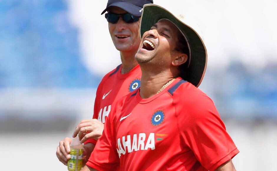 We&#39;ve had some good laughs over the years, @Gary_Kirsten. You&#39;ve been a fantastic coach who has inspired and supported us when we needed it most. More importantly, you&#39;ve been a good friend. #HappyBirthday <br>http://pic.twitter.com/MNjU2nwxPo