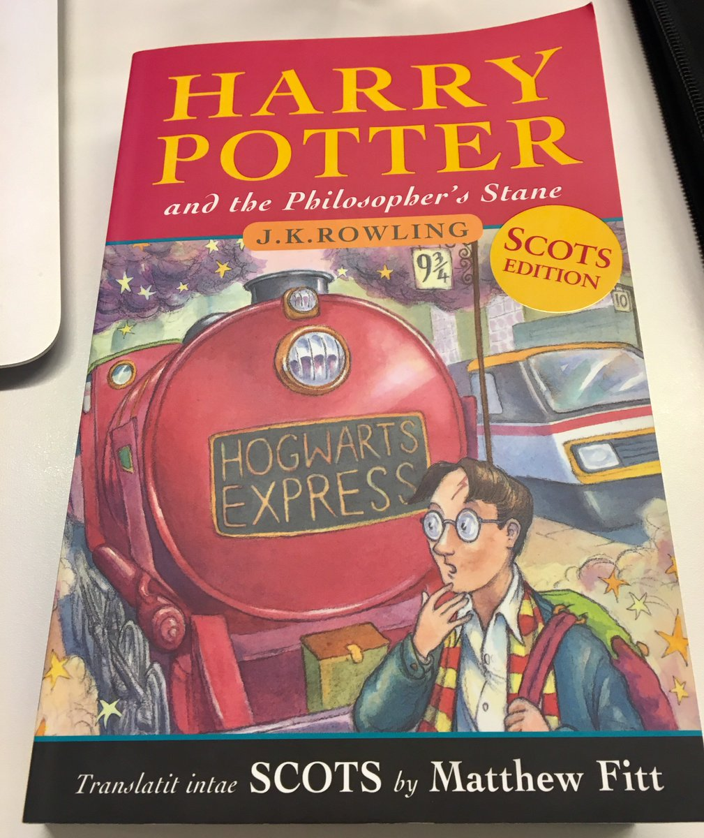 Woop woop! Happy Publication day @bwpublishing! @ElMirette #80languages #HarryPotter20  <br>http://pic.twitter.com/FK9PvKTpTi