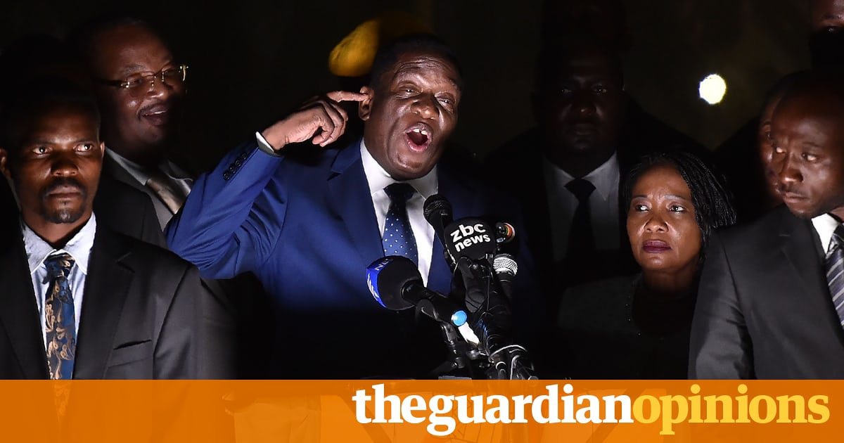 Zimbabweans are delighted at Mugabe's fall, but democracy won't come overnight   Basildon Peta  https://www. theguardian.com/commentisfree/ 2017/nov/23/zimbabweans-mugabe-fall-democracy-overnight-elections?utm_source=dlvr.it&amp;utm_medium=twitter &nbsp; …  #2A #TrumpTrain<br>http://pic.twitter.com/fDCUpBLqBy