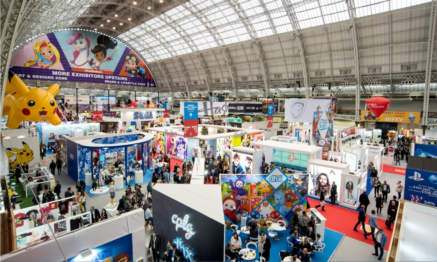 """Brand Licensing Europe 2021 on Twitter: """"We are having a major #tbt kind of  day today. Look how amazing #BLE2017 looked! Are you excited for next  year?… """""""