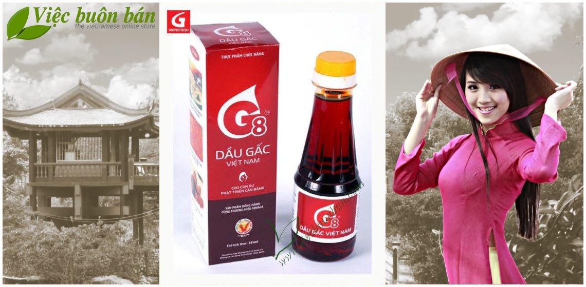 Vietnam&#39;s Gac Oil - G8 $10.00 #GacFruit #BetaCarotene #AntiAging #Vietnam #Shopping Please RT!  http:// j.mp/2t7KJ70  &nbsp;  <br>http://pic.twitter.com/41KanXB5O9