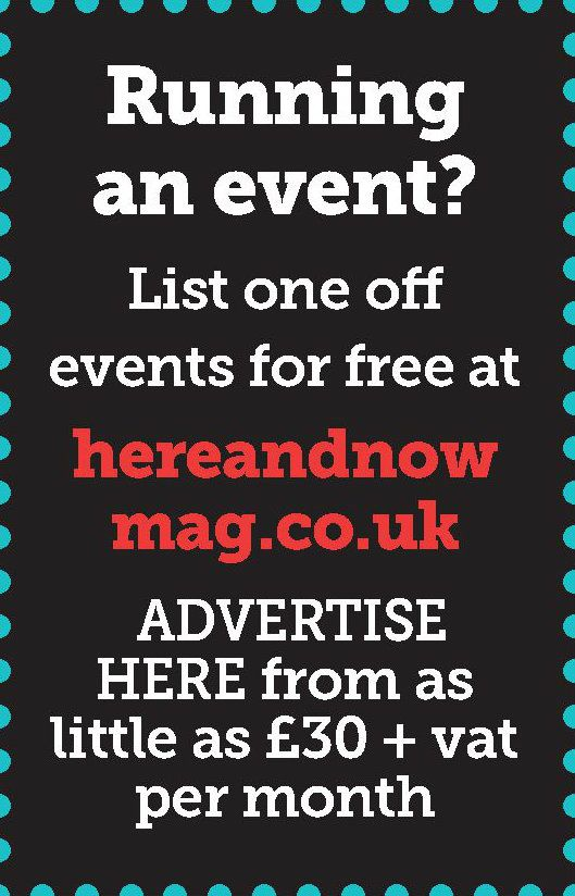 Running an event? Contact us! #Worthing  http:// hereandnowmag.co.uk / &nbsp;  <br>http://pic.twitter.com/lyzuNBniUb