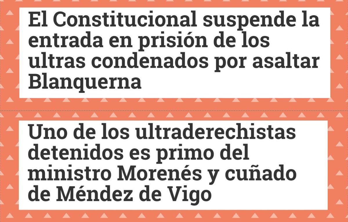 #FelizJueves ✔️ Dos noticias juntas se e...