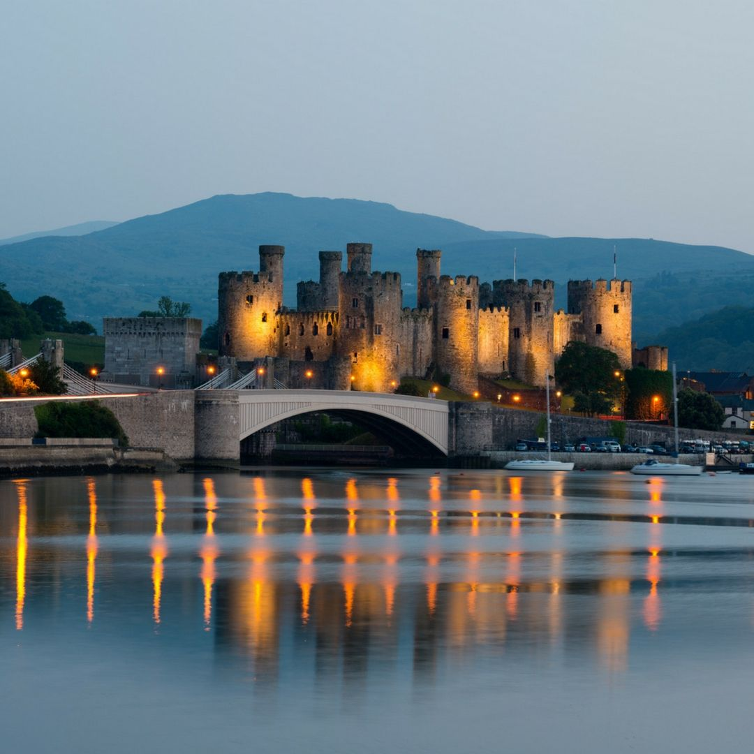 #ConwyCastle, #Wales A World Heritage site and maybe the finest example of 13th-century military architecture in Europe @ConwyCastle<br>http://pic.twitter.com/tVV25oZU7k