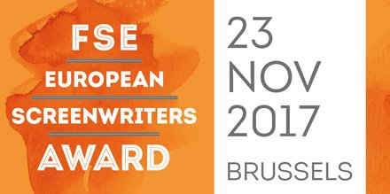 Who will be the winner of the 2nd FSE European Screenwriters AWARD tonight? Stay tune! #FSEaward #copyrightreform #fairremuneration #authors #screenwriters<br>http://pic.twitter.com/HB8zZeX3uw