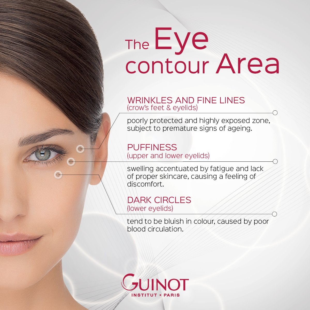 You have beautiful eyes.... look after them!! Book in for an Eye Logic treatment at your nearest salon today!  http:// uk.guinot.com/salons-near-wh ere-i-live/ &nbsp; …  #eyetreatment #eyecontour #beauty #skincare #eyecare <br>http://pic.twitter.com/uEGAeNZh6q