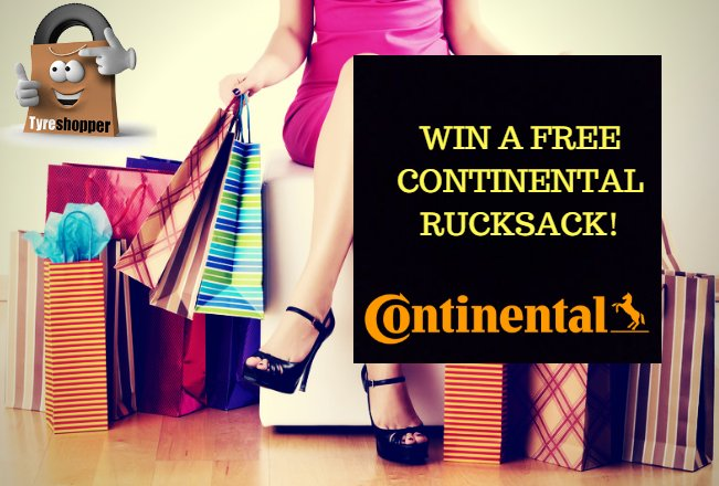 IT&#39;S #BLACKFRIDAY TOMORROW!  BUT IT&#39;S ONLY THURSDAY TODAY AND WE ARE HERE TO HELP!  #WIN a #FREE @ContiUK Rucksack! To enter: #LIKE, #RT + #FOLLOW. #Giveaway #Competition #Freebie #Comp<br>http://pic.twitter.com/Utg0lJuaqN