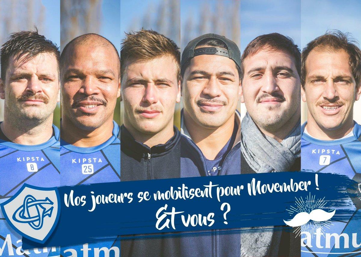 La Team Moustache se mobilise 👍🏼 #Movemb...