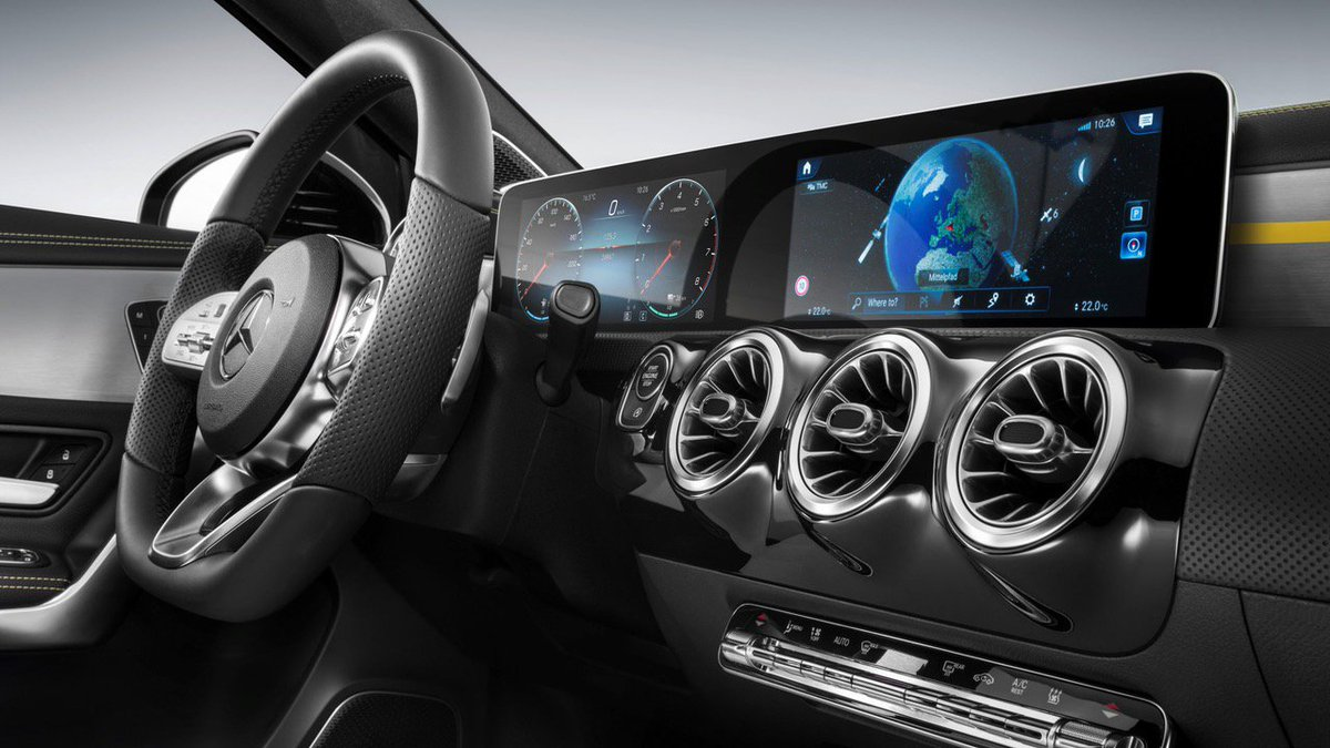 Mercedes Benz On Twitter Modern Luxury Redefined The Interior Of