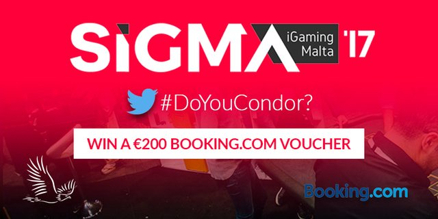 test Twitter Media - Let's have a picture together! We are waiting for you! Stand B67 #SiGMA17 #DoYouCondor? If you do, take a chance to win a €200 https://t.co/tARCNbcfCL voucher!  More info --> CONDOR GAMING B67 Stand! https://t.co/MpIpboBhc9