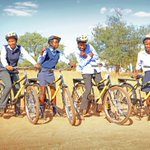 We include with every donated bike a helmet, a tire pump and a  multi-tool. Help us bridge the gap between poverty and education #BikesforERP #SAP #ERP #ElephantsRhinosPeople https://t.co/tW7TAlehZP