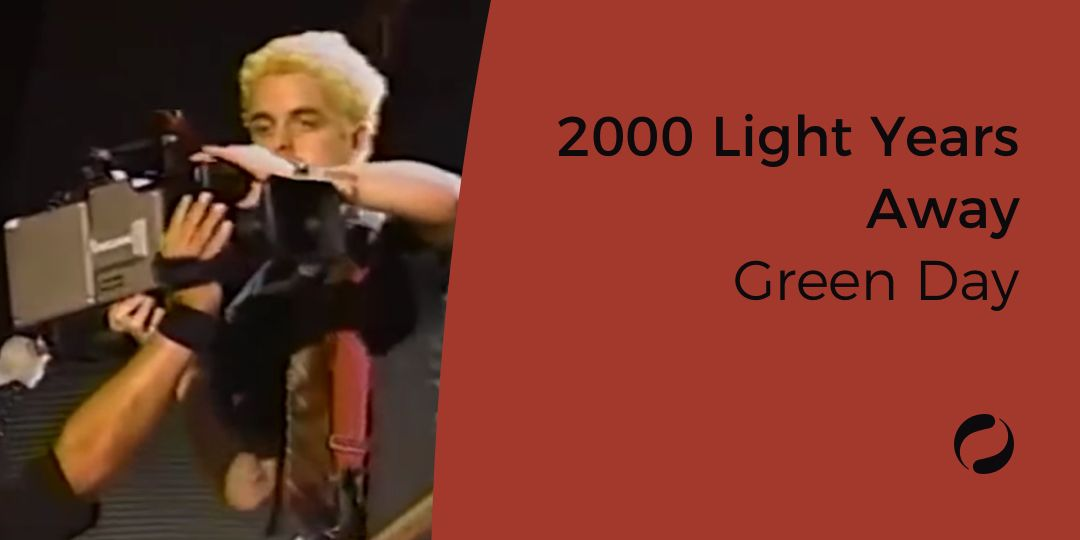 NEW VIDEO: Green Day - 2000 Light Years...