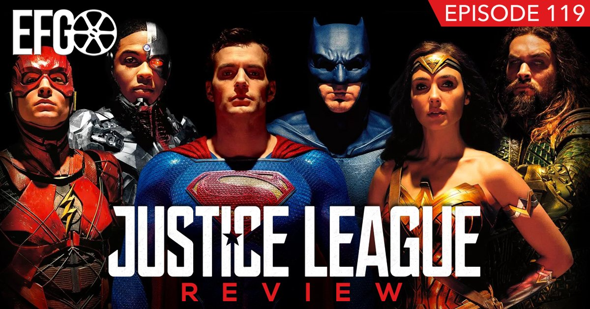 ALL NEW! @thedrunkendork stops by to finish our EPIC #Crossover &amp; #review #JusticeLeague !  http:// epicfilmguys.podbean.com/e/episode-119  &nbsp;   #HappyThanksgiving everyone! Thank you for listening &amp; for supporting the show! We love you all! #PodernFamily #PodFix @justiceleaguewb #Superman  #Batman  #WonderWoman <br>http://pic.twitter.com/OdKbZ3Pl0O