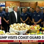 ".@POTUS to @USCG: ""I just want to thank you on behalf of the whole country and on behalf of us, what a job you've done."""