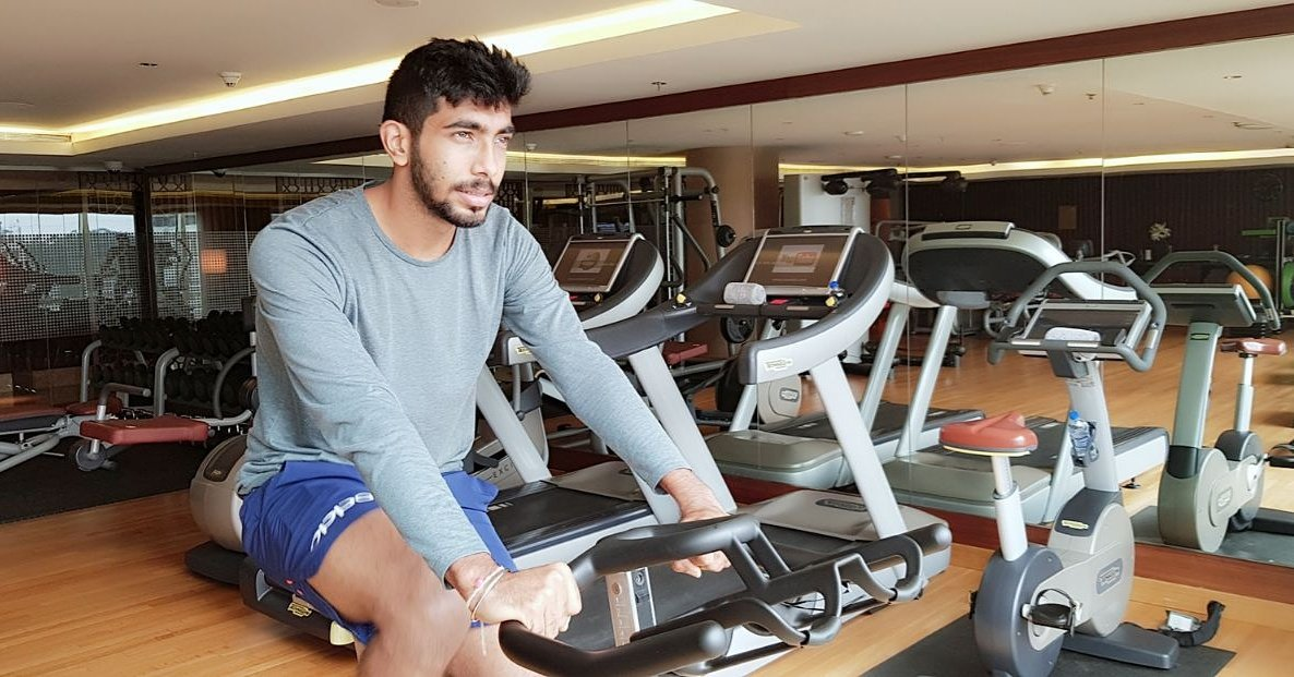 Image result for bumrah fitness