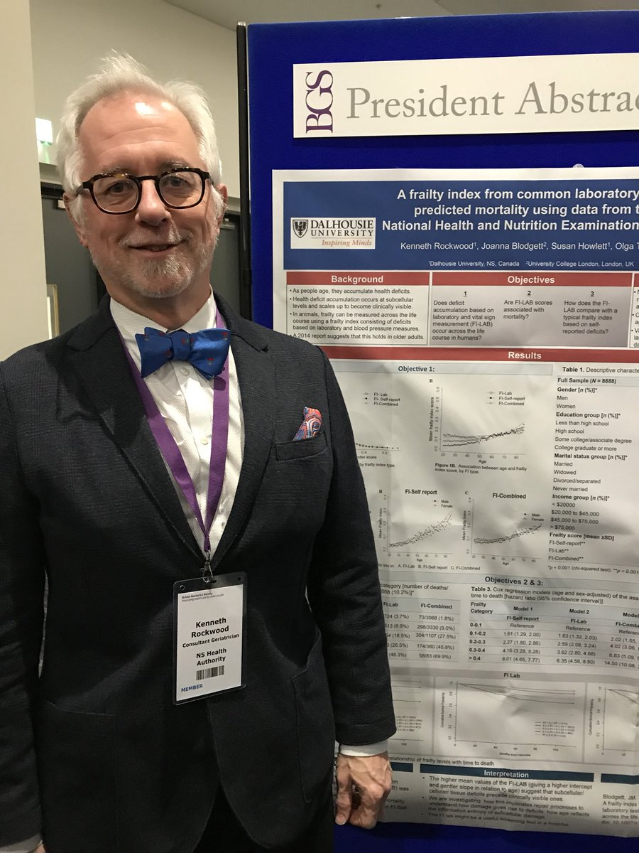 #BGSconf now: @Krockdoc presenting his #research work on #frailty in #olderpeople at the BGS President Abstract Round @GeriSoc @CanGeriSoc #CanadianGeriatriciansRock<br>http://pic.twitter.com/BypqFhUzbt