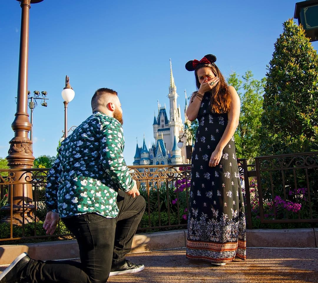 #Disney is 100% where my dreams came true. I feel sorry for all future holidays including our #honeymoon as nothing will ever ever match up to it!  New post on the #blog with a video of our amazing #holiday and #proposal! <br>http://pic.twitter.com/EBdSFJI0o7