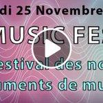 🔜 Réservez votre samedi soir !  Le concert événement du #NextMusicFestival sera diffusé en live & en intégralité sur notre page Facebook https://t.co/4weTSHk8XU