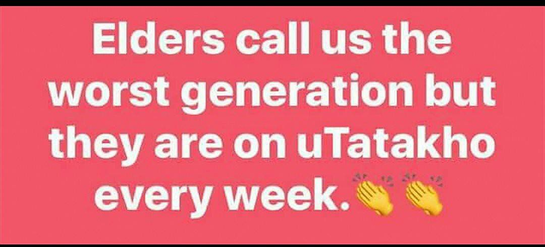 #utatakho #uTatakhoMzansi https://t.co/V...