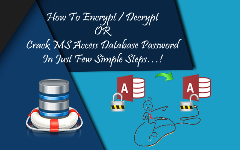 How To #Encrypt / #Decrypt MS #AccessDatabasePassword In Just Few Simple Steps…!  https:// buff.ly/2iJzYBq  &nbsp;  <br>http://pic.twitter.com/22OGhqPAwI