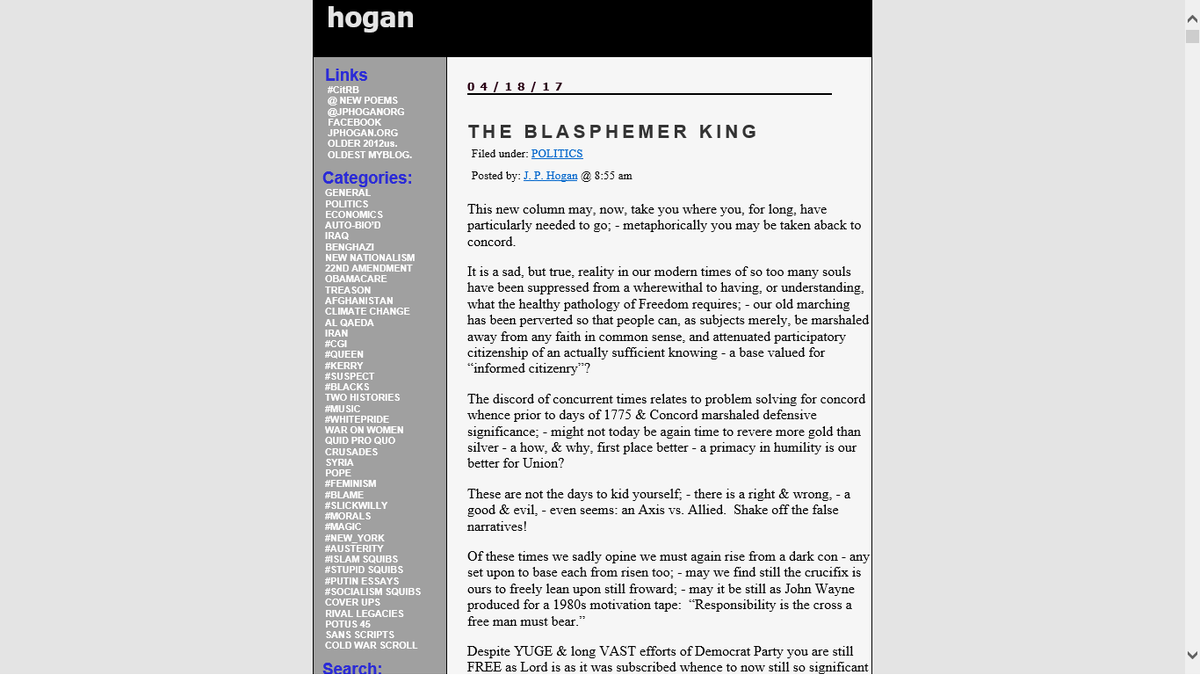 #HOGAN #ThursdayThoughts ~ #HolidayStressRelievers // Happy Thanksgiving  Founding Fathers (esp #Hamilton?) respected #Pilgrims - #Thanksgiving?  #FoundingFathers with #Pilgrim #vibe - not #BLASPHEMY?  #Its_O_not_o &gt; preamble &quot;Order&quot; a noun! Peoples&#39; &quot;Order&quot;!  &quot;in/Order/to form&quot;<br>http://pic.twitter.com/ZiJKCGc050