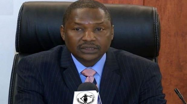 AGF Malami, on Thursday, denied sending a letter to the Office of the Head of Service requesting for reinstatement of fugitive Abdulrasheed Maina.