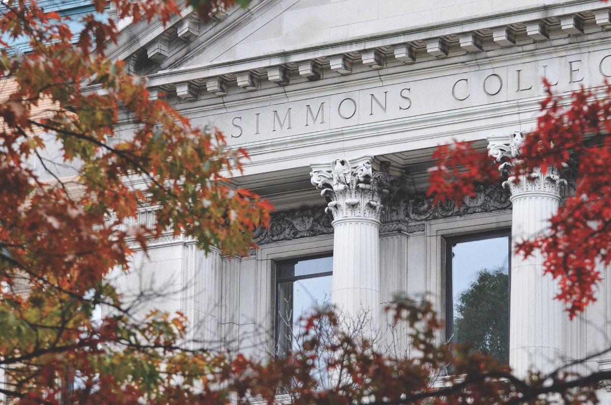 simmons college campus. 0 replies 4 retweets 31 likes simmons college campus