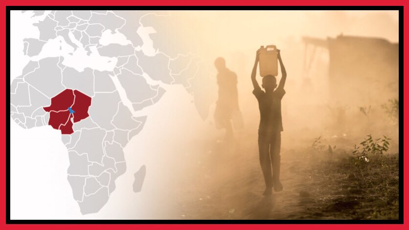 The Lake Chad crisis is becoming one of the worst humanitarian disasters since World War II  An estimated 800,000 children suffer from acute malnutrition  This crisis is on the agenda of the Planetary Security Conference, 12-13 December 2017   http:// ow.ly/WyYY30gLWmK  &nbsp;   #climate <br>http://pic.twitter.com/WpkfpUqQZK
