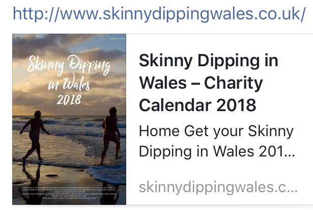 How fabulous  get in there quick - congratulations #skinny dippers #Wales Charity Calendar 2018 for Star Children  @2wishupon @BNSouthWest<br>http://pic.twitter.com/npKRFhYZw8