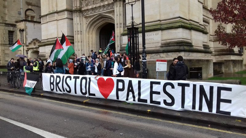 Bristol is standing Solidarity with the Palestinian rights  #Palestine#FreePalestine #EndTheOccupation #BDS  #micropoetry #haiku #haikuchallenge #amwriting<br>http://pic.twitter.com/LEIKZevv8P