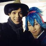 舞台『刀剣乱舞』外伝 此の夜らの小田原一夜限りの小田原城での公演。本当にありがとうございました。風邪…