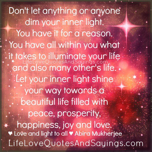#ThursdayThoughts Let your light shine t...
