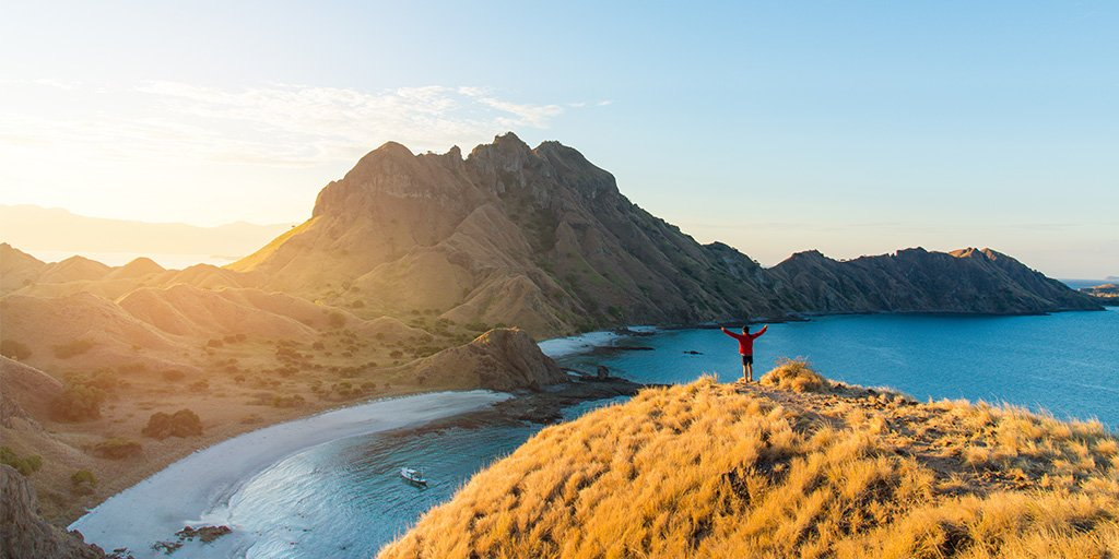 Find out the best photo spots on Komodo Island now! #WonderfulIndonesia  http:// bit.ly/2A8AXmh  &nbsp;  <br>http://pic.twitter.com/jSSdI88YqP