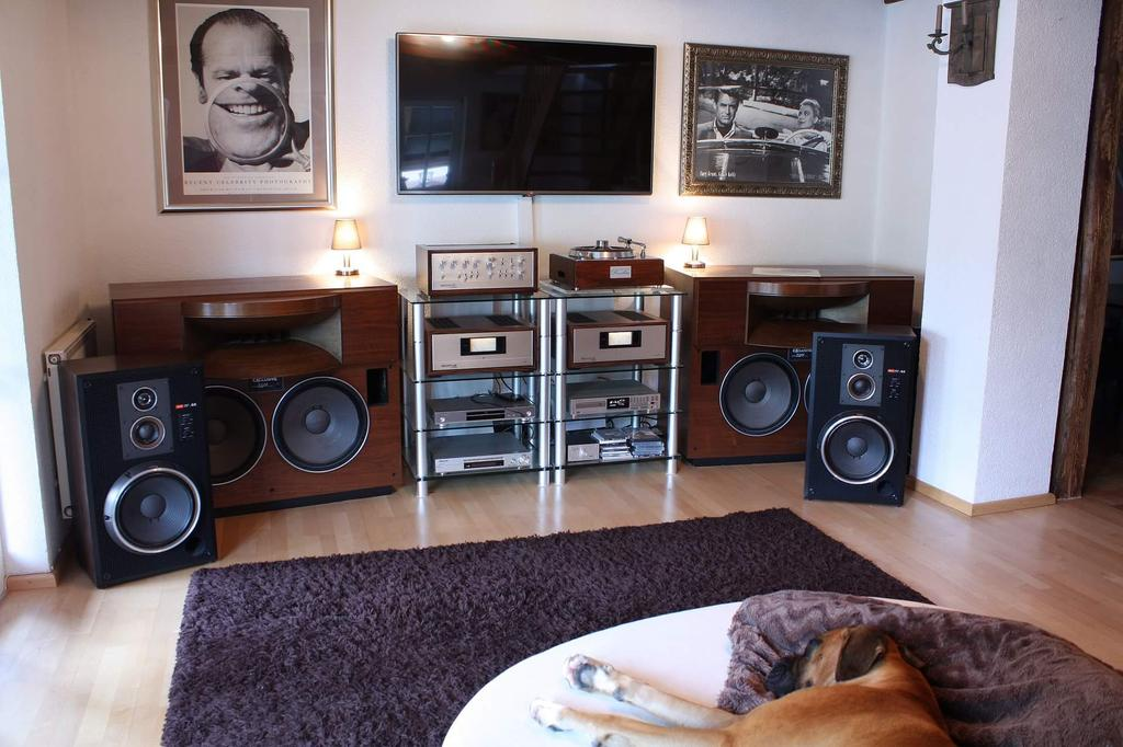 A Full #Pioneer Exclusive setup with the admirable 2401 #hornSpeakers and a pair of #Sony SS-G5 #speakers...<br>http://pic.twitter.com/3KhUNJ4koe