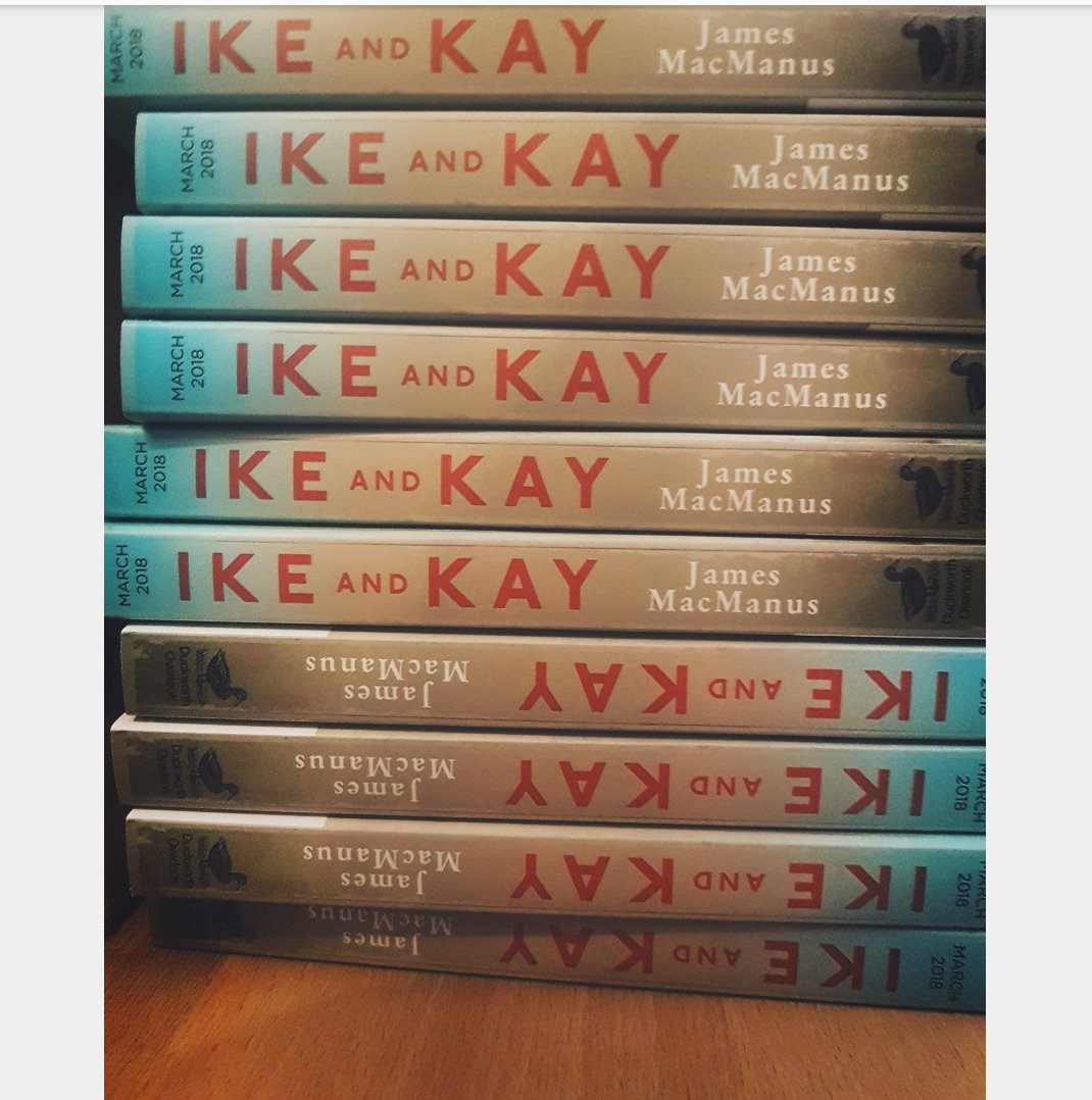 """Duckworth Publishers on Twitter: """"Follow + RT to enter our #giveaway for  the chance to win 1/5 copies of Ike and Kay ⭐ This compelling novel by  acclaimed ..."""
