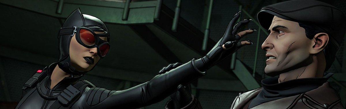 Confira o lançamento do terceiro episódio de Batman: The Enemy Within - Fractured Mask! https://t.co/Kon8A0l181 https://t.co/d04x42DVnJ