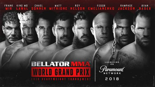 Sonnen x Rampage abre torneio peso-pesado do Bellator em janeiro https://t.co/4TA8Uxo5gK