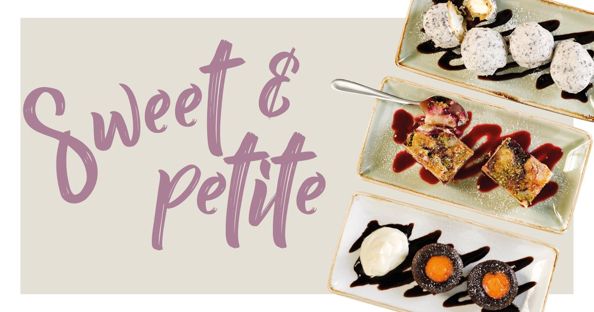 Looking for a treat!? Get 3 sweet plates for £7 at S&L! #sluglife  #sweets #desserts #treatyourself https://t.co/w294T5YKzc